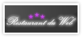 Exemple : Restaurant du Web